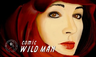 Wild Man Comic / Yirry Yanya