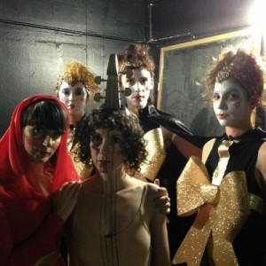 kate bush dance troupe