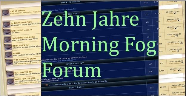 Morningfogforum